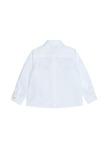 Beymen Kids Gömlek Beyaz